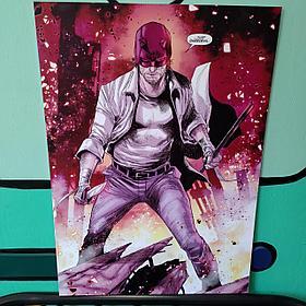 Постер Daredevil