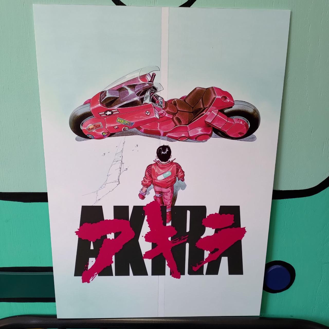 Постер Akira