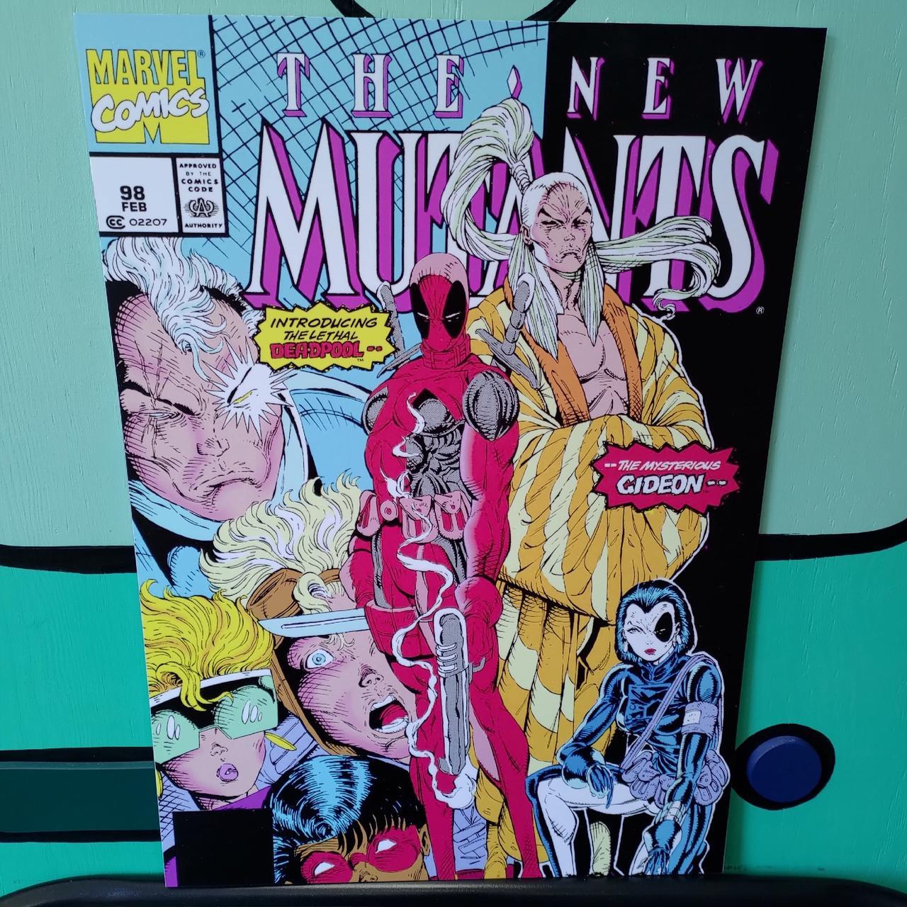 Постер The New Mutants
