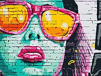 """ФРЕЯ PNB/C3 №11 Набор для раскрашивания по номерам 40 х 30 см """"На улицах города"""""""