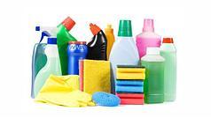 Моющие и чистящие средства для уборки