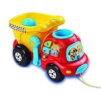 Интерактивная развивающая игрушка для малышей «Самосвал»  VTech, фото 1