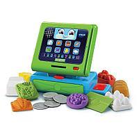Касса интерактивная развивающая игрушка для детей Vtech, фото 1