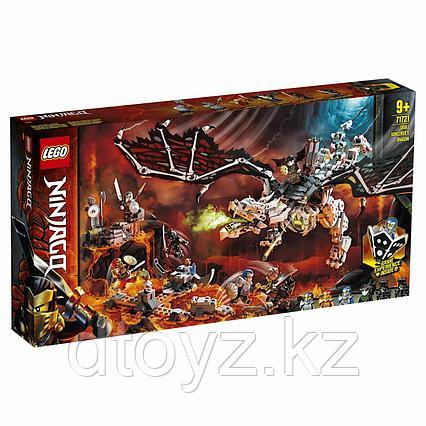 Lego Ninjago 71721 Дракон чародея-скелета