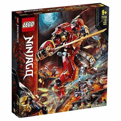 Lego Ninjago 71720 Каменный робот огня