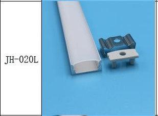 Алюминиевый профиль для светодиодных лент JH-020L