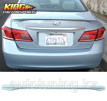 Спойлер на крышку багажника Lexus ES350 2007-2012
