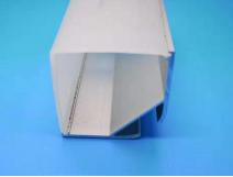 Алюминиевый профиль для светодиодных лент  JH157-2323