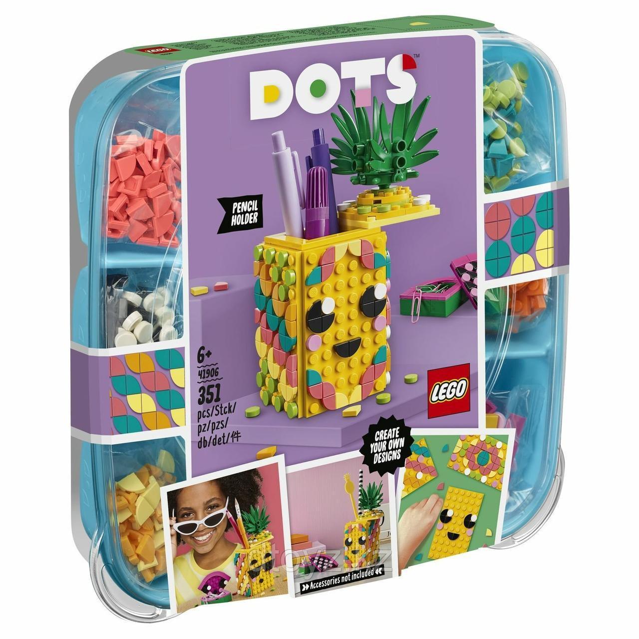 Lego DOTS 41906 Подставка для украшений Радуга