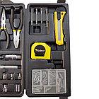 Набор ручного инструмента в пластиковом кейсе Kolner KTS59, фото 4