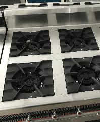 Газовая плита 4-конфорочная