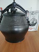 Афганский казан темный 10 литров, фото 1