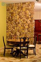 Декоративный камень (кирпич) - Бут деревенский