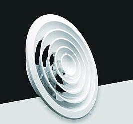 Диффузор круглый D350мм (FK004)