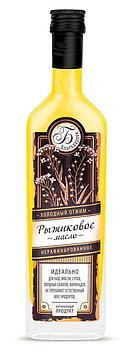 Рыжиковое масло «Благодарное», нерафинированное, 100мл