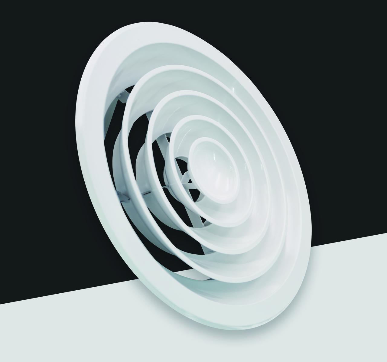 Диффузор круглый D600мм