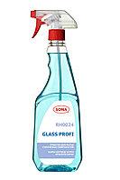 Glass Profi- Средство для мытья стеклянных и зеркальных поверхностей, 500мл
