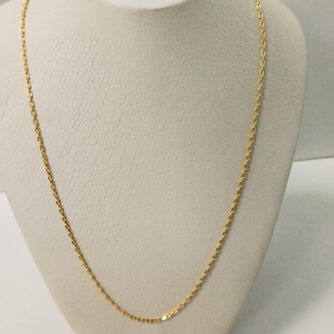 Золотая цепочка 50 см
