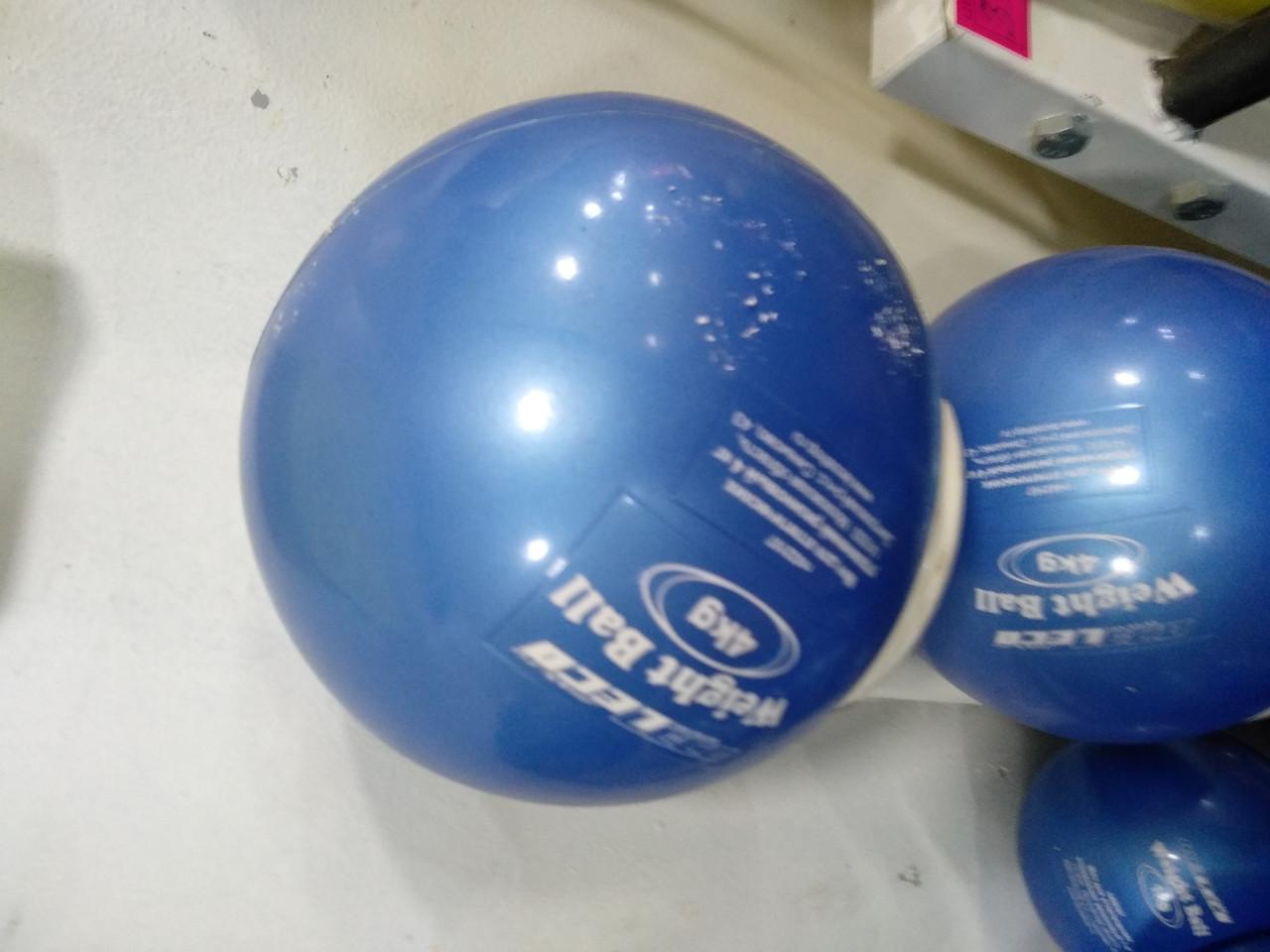 Мяч медицинбол (Вейтбол) 10 кг.