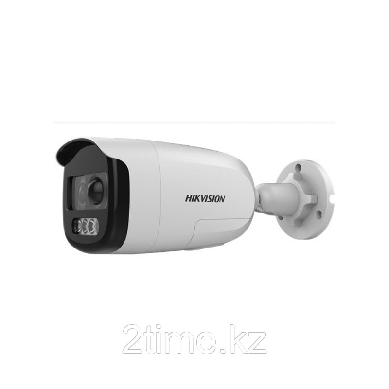 Hikvision DS-2CE12DFT-FC28 (2,8 мм) (Акция) HDTVI 1080P ИК уличная видеокамера Eco ColorVu Series