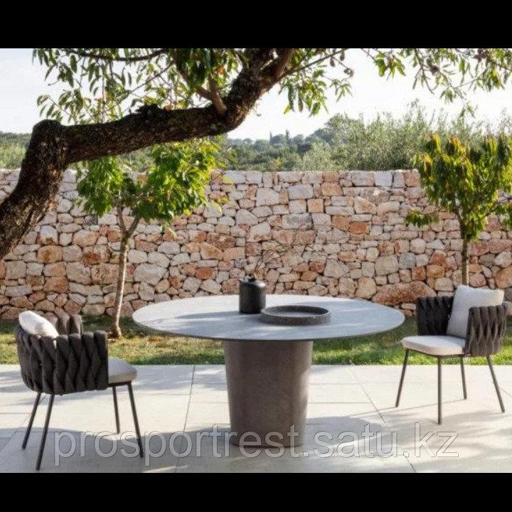 """Комплект уличной мебели """"Дрезден"""" (6 кресел +стол)"""