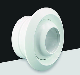 Диффузор сопловой D400мм