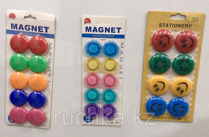 Магниты для маркерной доски