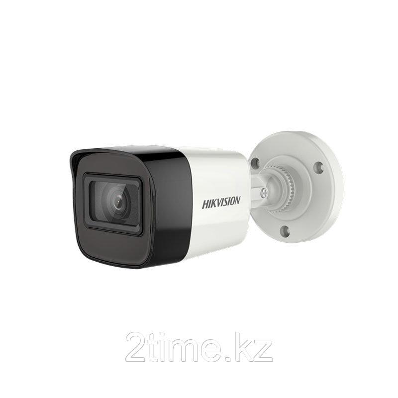 Hikvision DS-2CE16D3T-ITPF (2,8 мм) HD TVI 1080P EXIR видеокамера для уличной установки