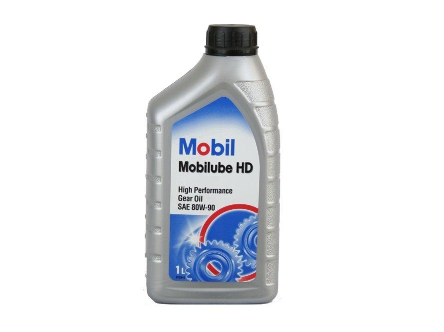 Lube HD 80W-90 1л Mobil EAC