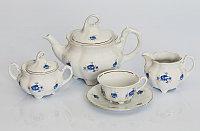 Сервиз чайный 12 персон 27 предм Bolero G041 (Exclusive Bohemia, Чехия)