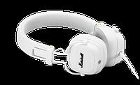 Наушники накладные Marshall Major III белый 04092185