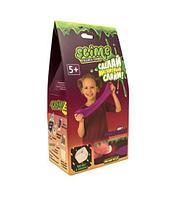 """Малый набор для девочек Slime SS100-30181 """"Лаборатория"""", фиолетовый магнитный, 100 гр."""