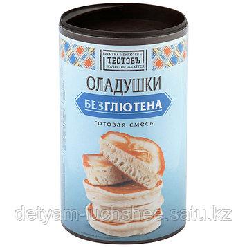 ТЕСТОВЪ Смесь для выпечки Оладушки без глютена 400 грамм