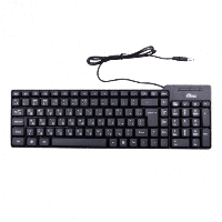 Клавиатура Ritmix RKB-100, фото 1