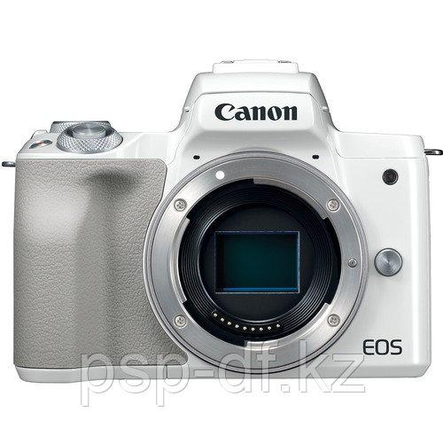 Фотоаппарат Canon EOS M50 Body (Белый)
