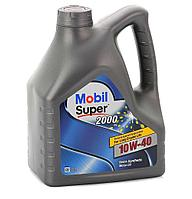 Моторное масло MOBIL SUPER 2000 X1 10W-40