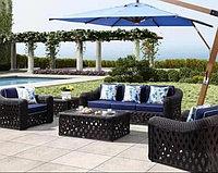 Ротанговая мебель для сада и к...