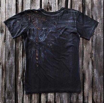 «Империя серая» тотальная футболка мужская, фото 2