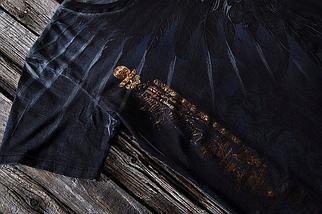«Империя серая» тотальная футболка мужская, фото 3