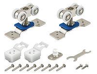 Система для двухстворчатой раздвижной двери Armadillo DIY Comfort 60/4 KIT