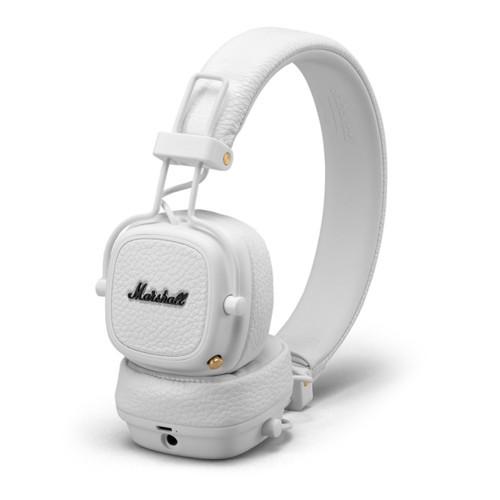 Наушники накладные Marshall Major III Bluetooth, белый 04092188 mrshlmajor3whtBT04092188