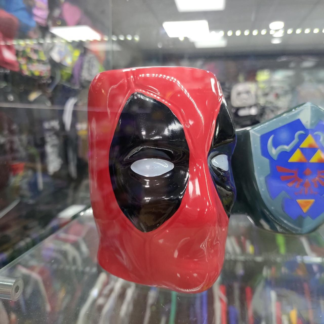 3-D кружка Deadpool