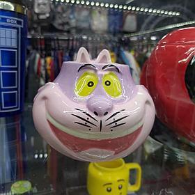 3-D кружка Чеширский кот