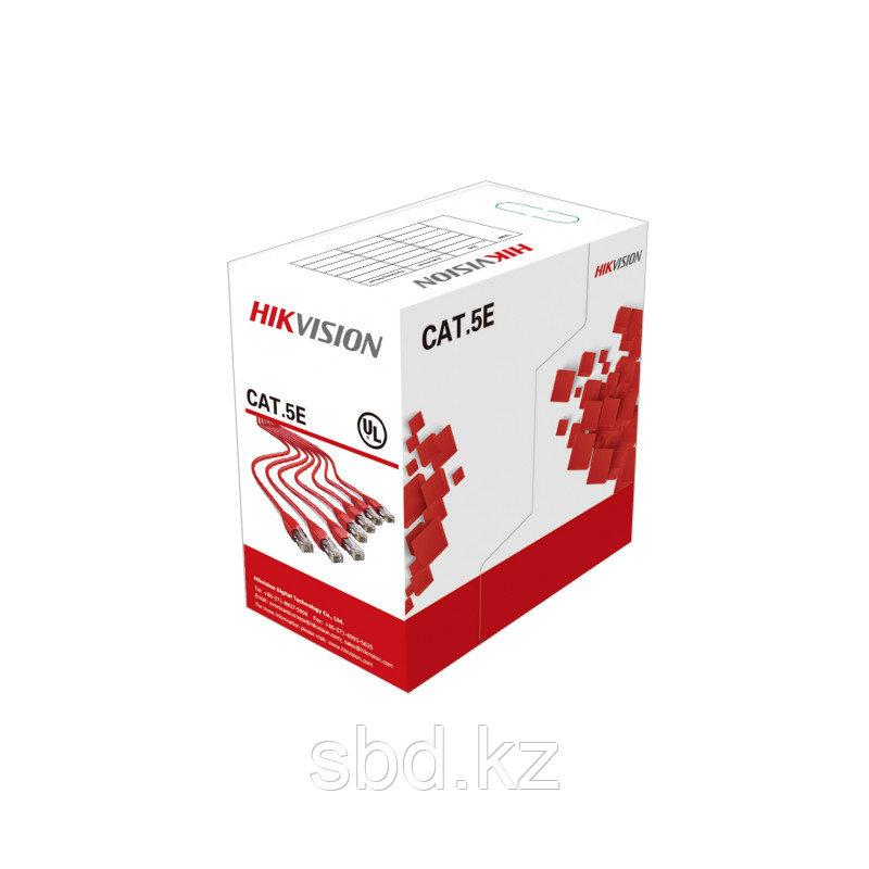 Hikvision DS-1LN5E-S UTP CAT5E кабель
