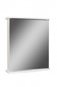 Шкаф-зеркало Милана 50 левый/правый  АЙСБЕРГ