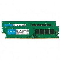 Оперативная память  8GB KIT (4Gbx2) DDR4 2666MHz Crucial PC4-21300 UDIMM (CT2K4G4DFS6266)