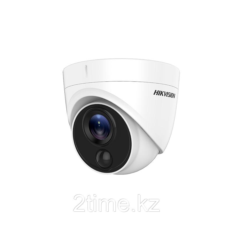 Hikvision DS-2CE72DFT-FC28  (2,8 мм)  HD TVI  купольная видеокамера, ColorVu, 1080P