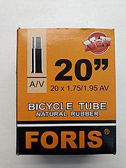 Велосипедная камера Foris 20*2,125 A/V