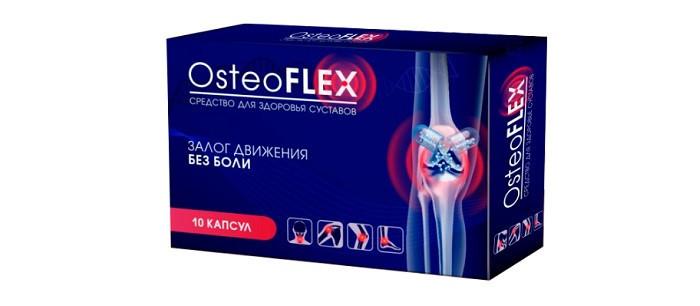 OsteoFlex (ОстеоФлекс) - капсулы для суставов