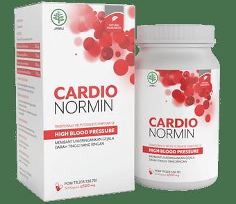 Cardionormin (Кардионормин) - капсулы от гипертонии